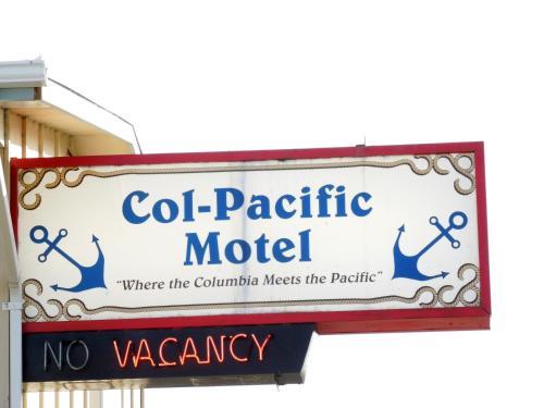 Col-pacific Motel - Ilwaco, WA 98624