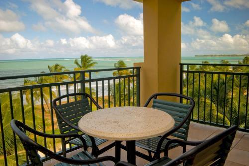 Ocean Villa's Studio Suite At Rio Mar - Rio Grande, PR 00745