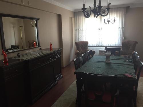 Izmir Taninmis Apartment tatil