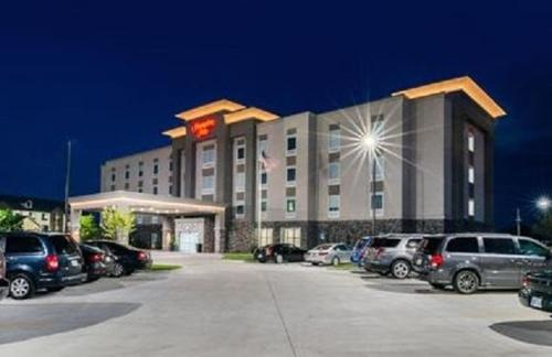 Hampton Inn Emporia, KS in Emporia