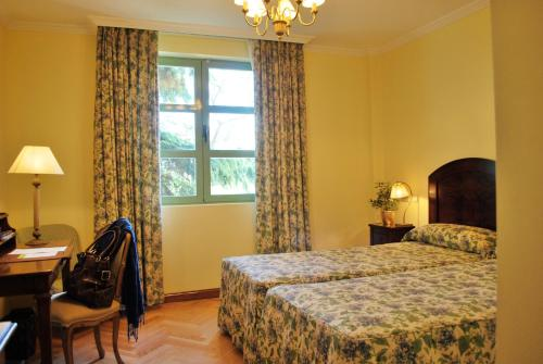 Double or Twin Room - single occupancy La Quinta de los Cedros 1