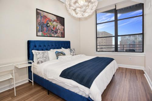Spectacular 3br/2ba **2 Stops From Nyc** Sleeps 8!! - Jersey City, NJ 07302