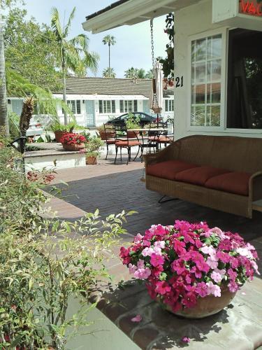 Marina Beach Motel Hotel Santa Barbara