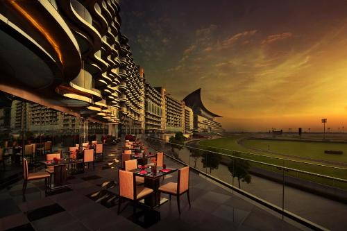 The Meydan Hotel impression