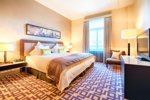 Alden Suite Hotel Splügenschloss Zurich photo 6