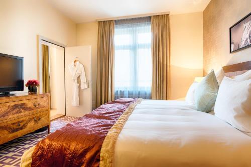 Alden Suite Hotel Splügenschloss Zurich photo 19