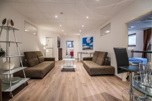 Garden House & East Park-Apartments impression