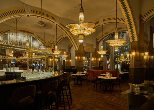American Hotel Amsterdam (former Hampshire Hotel – Amsterdam American)