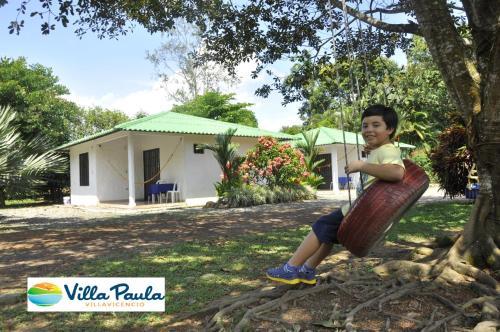 HotelHotel campestre Villa Paula