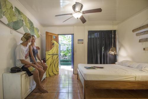 Beds on Bohio Photo