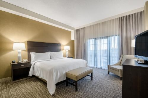 Embassy Suites Hotel Indianapolis-north - Indianapolis, IN 46268