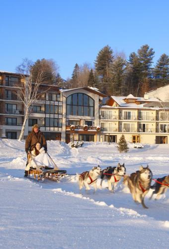 Golden Arrow Lakeside Resort