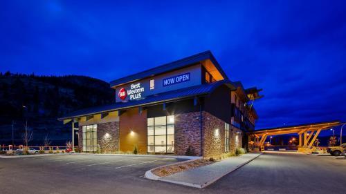 Best Western Plus Merritt Hotel - Merritt, BC V1K 1C4