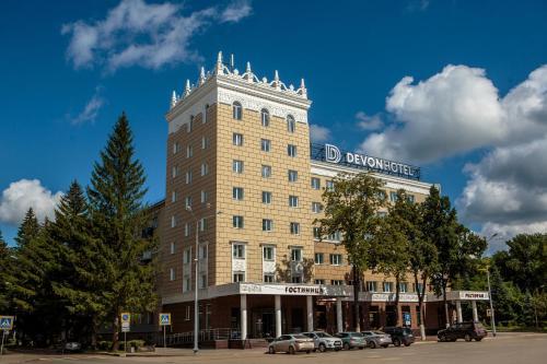 Hotel Devon Ufa In Russia