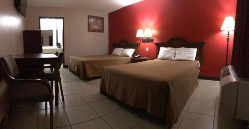 Relax Inn Mcrae - McRae, GA 31055