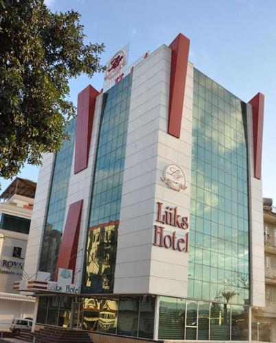 Mersin Luks Hotel telefon