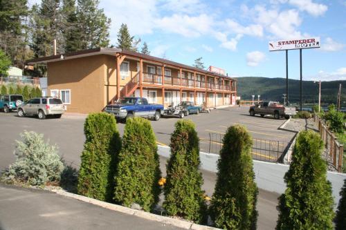 Stampeder Motel - Williams Lake, BC V2G 1B2