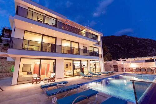 Kalkan Villa Ela online rezervasyon