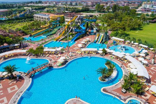 Kizilagac Club Hotel Turan Prince World - Kids Concept yol tarifi