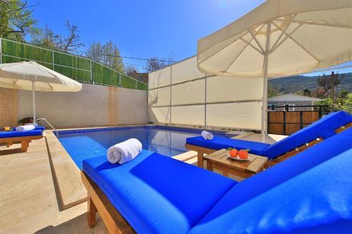 Kalkan Villa Yasemin online rezervasyon