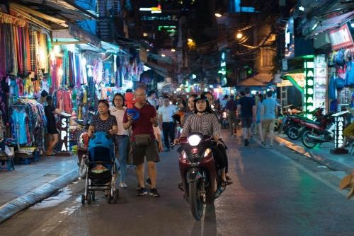 Vietnam Backpacker Hostels - Original photo 44