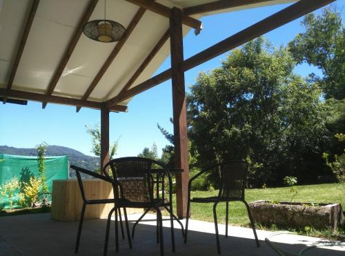 Cabaña y Domo Huepil Photo