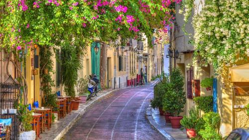 Athens Backpackers Photo