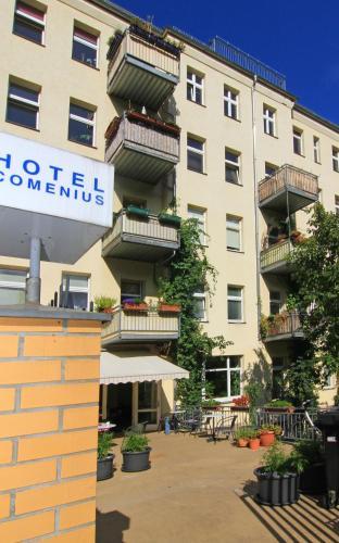 Hotel Comenius photo 36