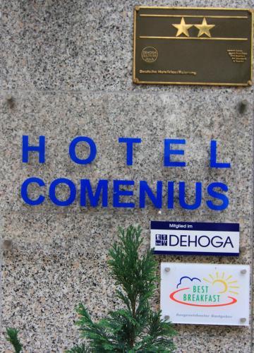 Hotel Comenius photo 40