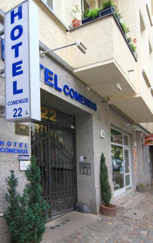 Hotel Comenius photo 14