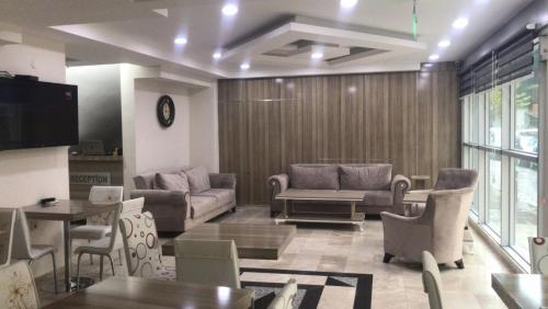 Izmir MS Residence Otel harita