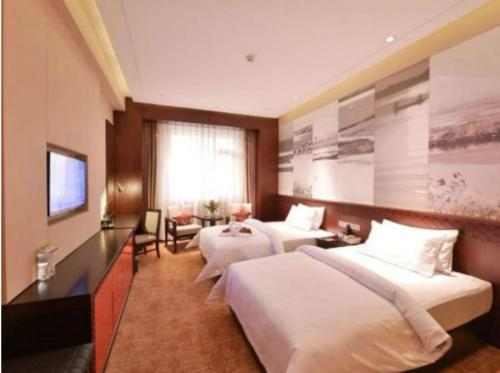 Jinjiang Ducheng South Station (Beijing Chengyan Hotel) photo 19