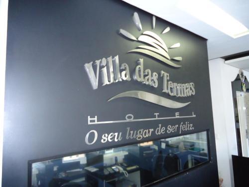 Hotel Villa Das Termas Machadinho