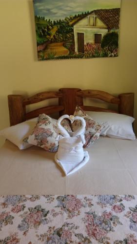 Foto de Hotel Fazenda Recanto das Aguas