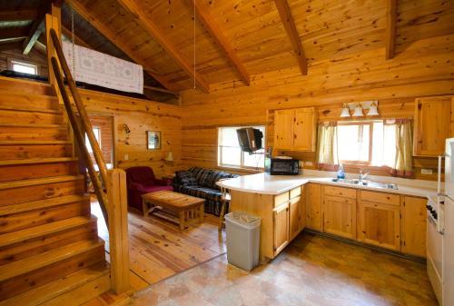 Log Hut Cabin - Lead, SD 57754