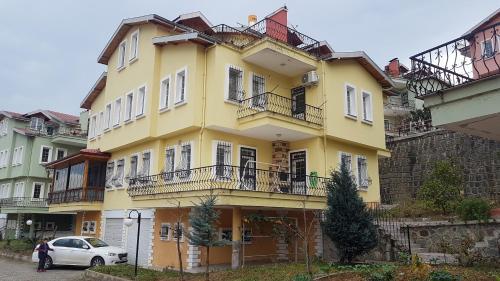 Trabzon Hazar Villa Kent harita