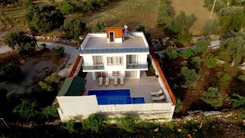 Üzümlü Villa Kumsal Üzümlü odalar