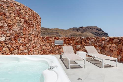 Suite Junior con vistas al mar Hotel Spa Calagrande Cabo de Gata 22