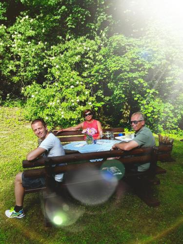 Waldesruh Ferienwohnung