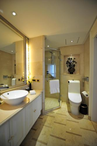 Wealthy All Suite Hotel Suzhou photo 23