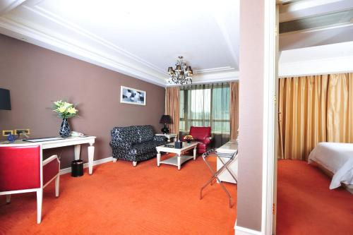 Wealthy All Suite Hotel Suzhou photo 24