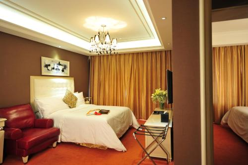 Wealthy All Suite Hotel Suzhou photo 28