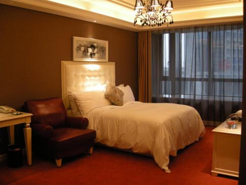 Wealthy All Suite Hotel Suzhou photo 29