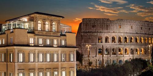 Hotel Palazzo Manfredi – Relais & Chateaux impression