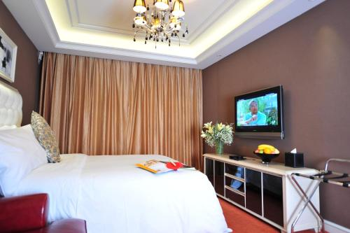Wealthy All Suite Hotel Suzhou photo 42