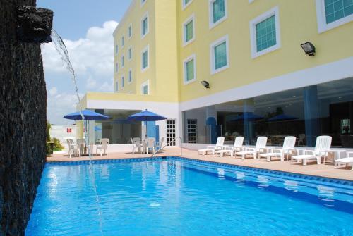 Rio Vista Inn Business High Class Hotel Poza Rica Photo