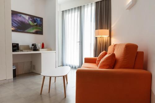 Suite Junior con vistas al mar Hotel Spa Calagrande Cabo de Gata 20