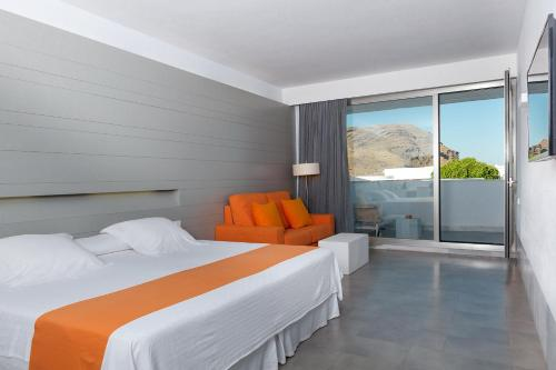 Superior Double Room Hotel Spa Calagrande Cabo de Gata 10