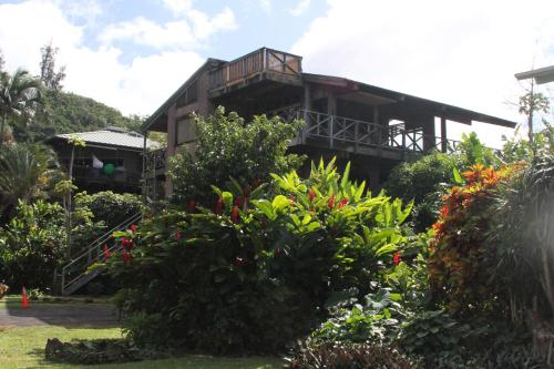 Backpackers Vacation Inn and Plantation Village Photo