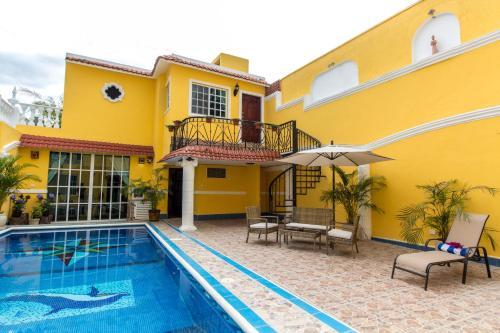Hoteles baratos en m rida desde 575 trabber hoteles for Hoteles en merida con piscina